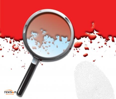 کاربرد طیف سنجی در علوم جنایی