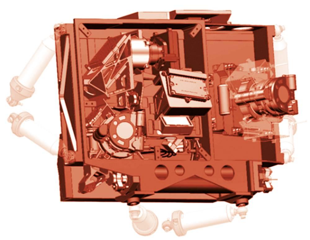 طراحی ابزارهای مریخ نورد