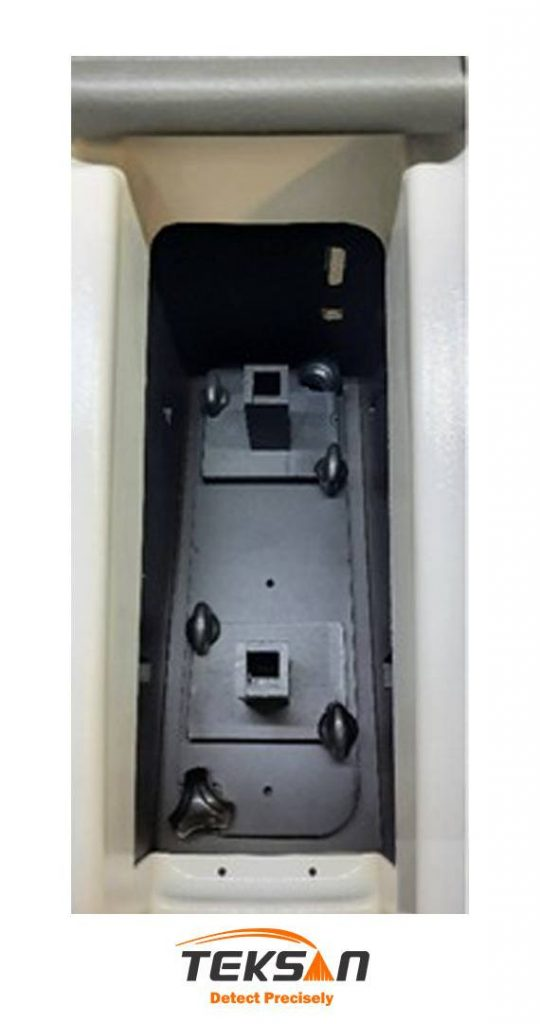 نما داخلی اسپکتروفتومتر دو پرتو